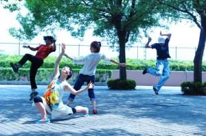 ダンスで遊ぼう。ダンス体験ワークショップへようこそ!
