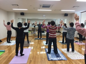 ゆる筋きん体操2