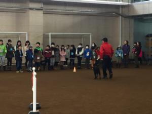災害救助犬訓練士
