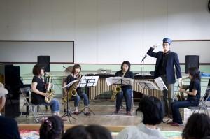 青森吹奏楽団サクソフォーン五重奏「ブルーフォレスト」
