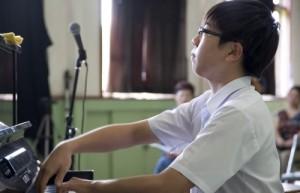 2009ピティナ・ピアノコンペティションF級で東北地区代表となり、全国大会へ出場。
