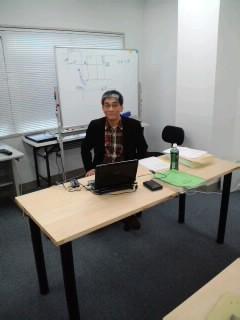 OJT【介護・福祉有償運送資格講座】2月14日