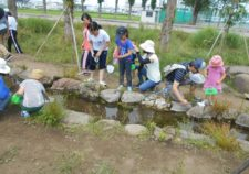 【SAVE JAPANプロジェクト】子ども・親子講座 ビオトープで遊ぼう